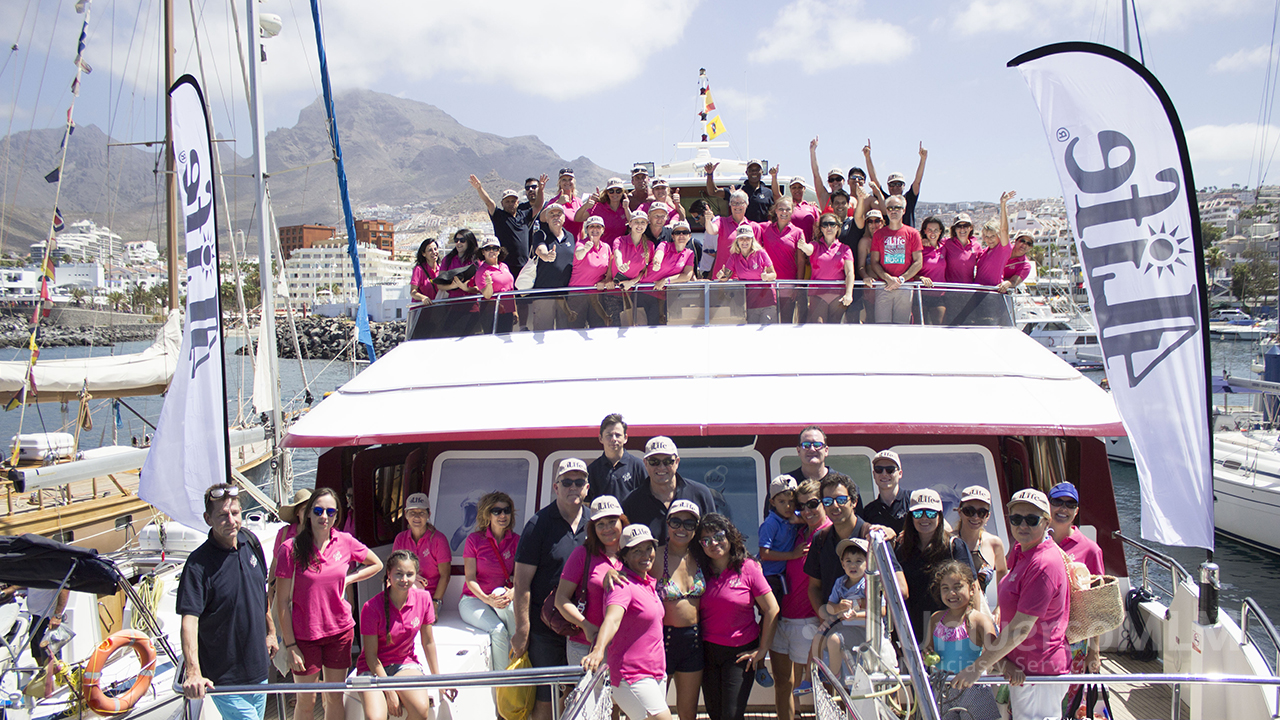 Líderes 4Life en Tenerife