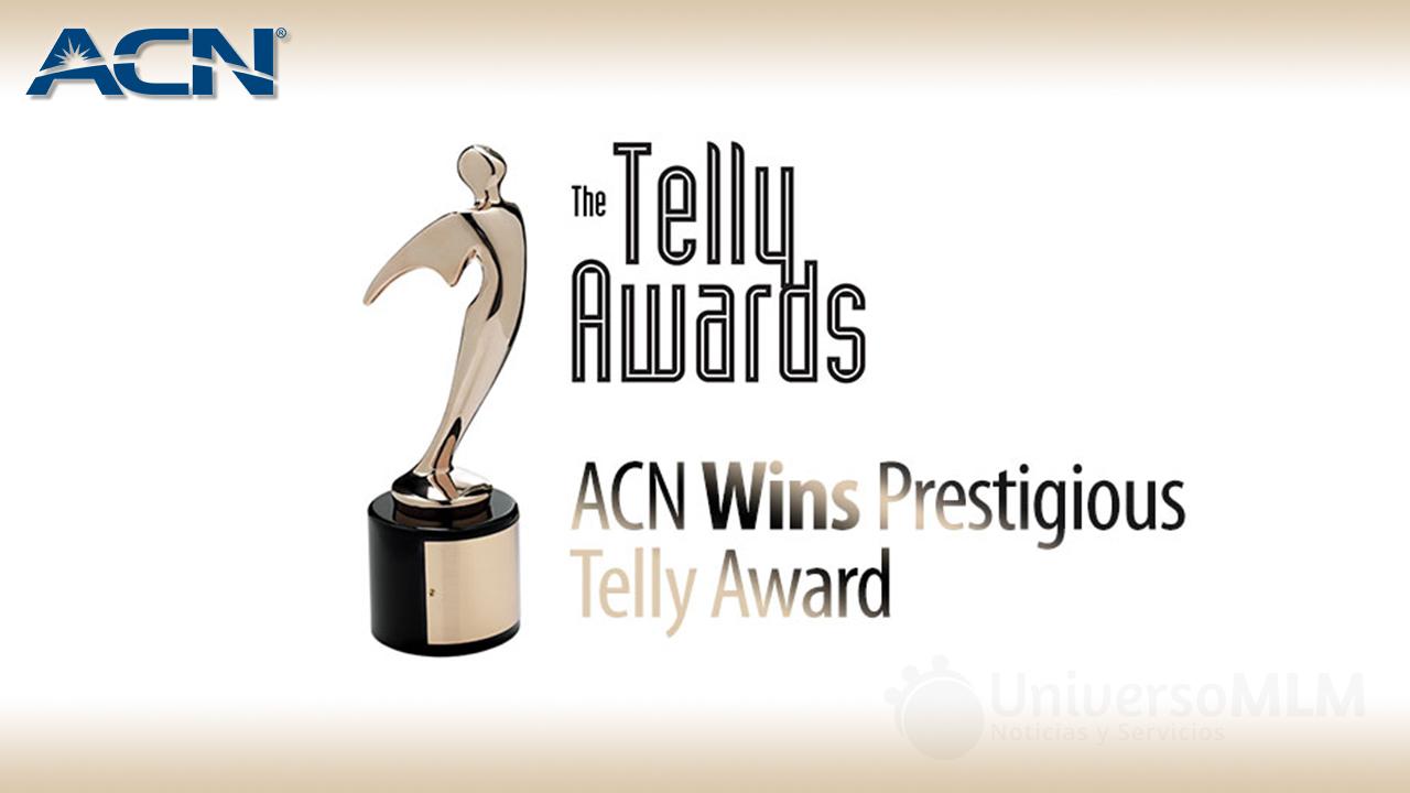 Acn gana un Bronce en los Premios Telly