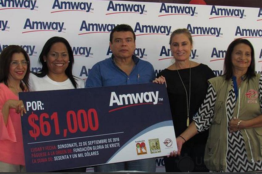 amway-donativo