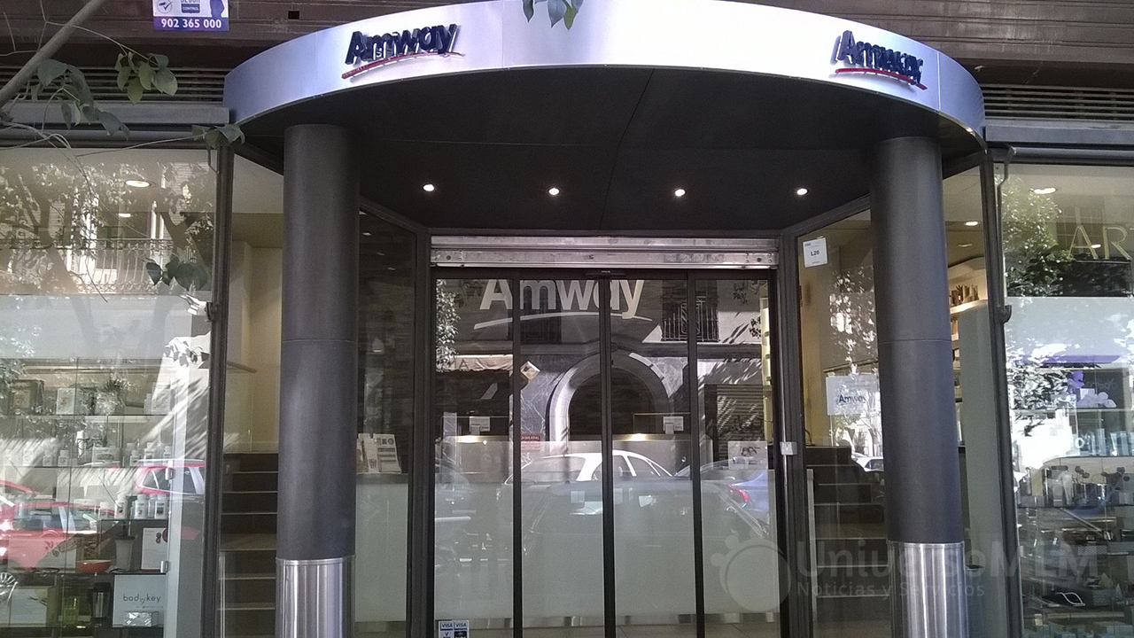 Centro de Negocios Amway en Madrid