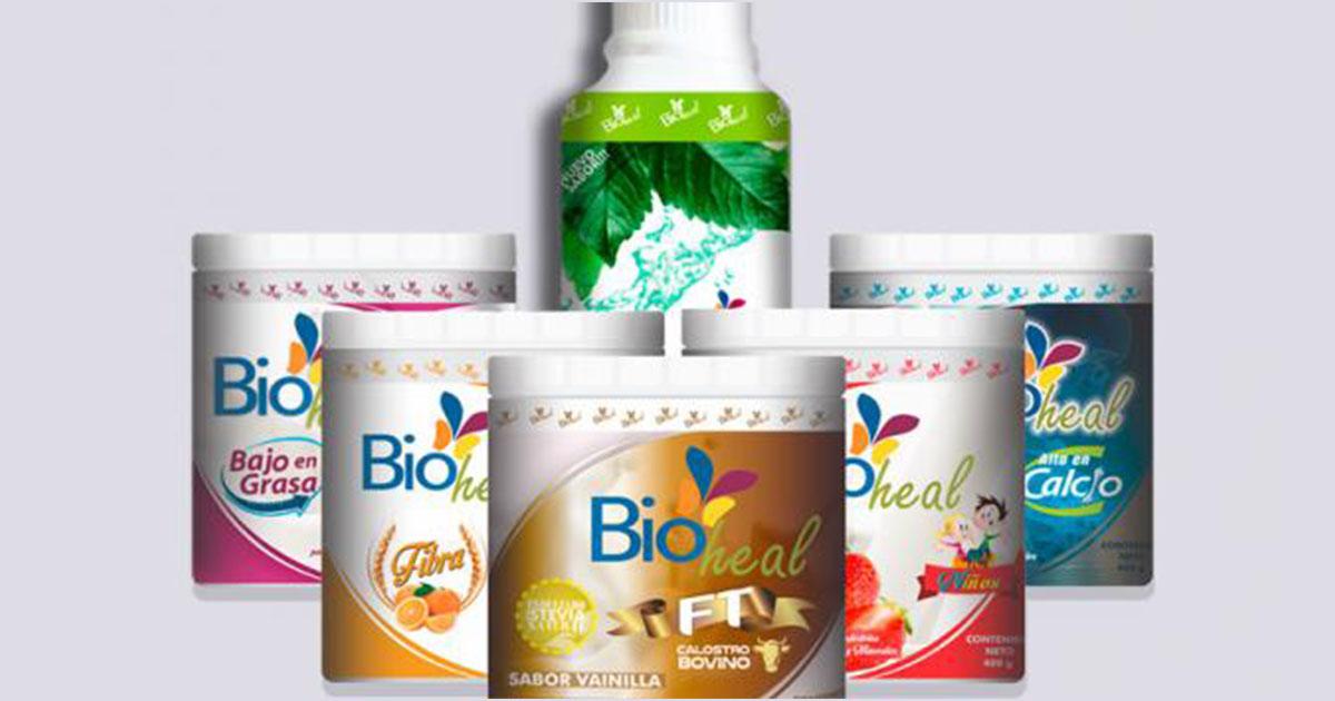 Gama de productos Bioheal