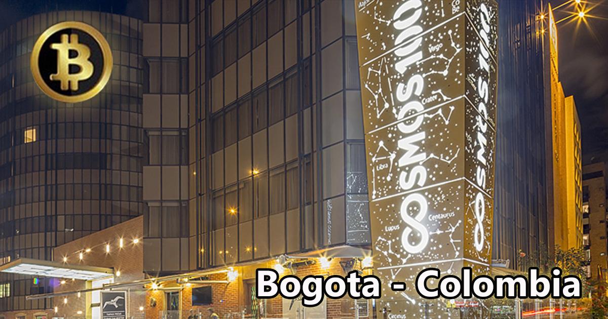 Eventos de Bitcoin en Colombia