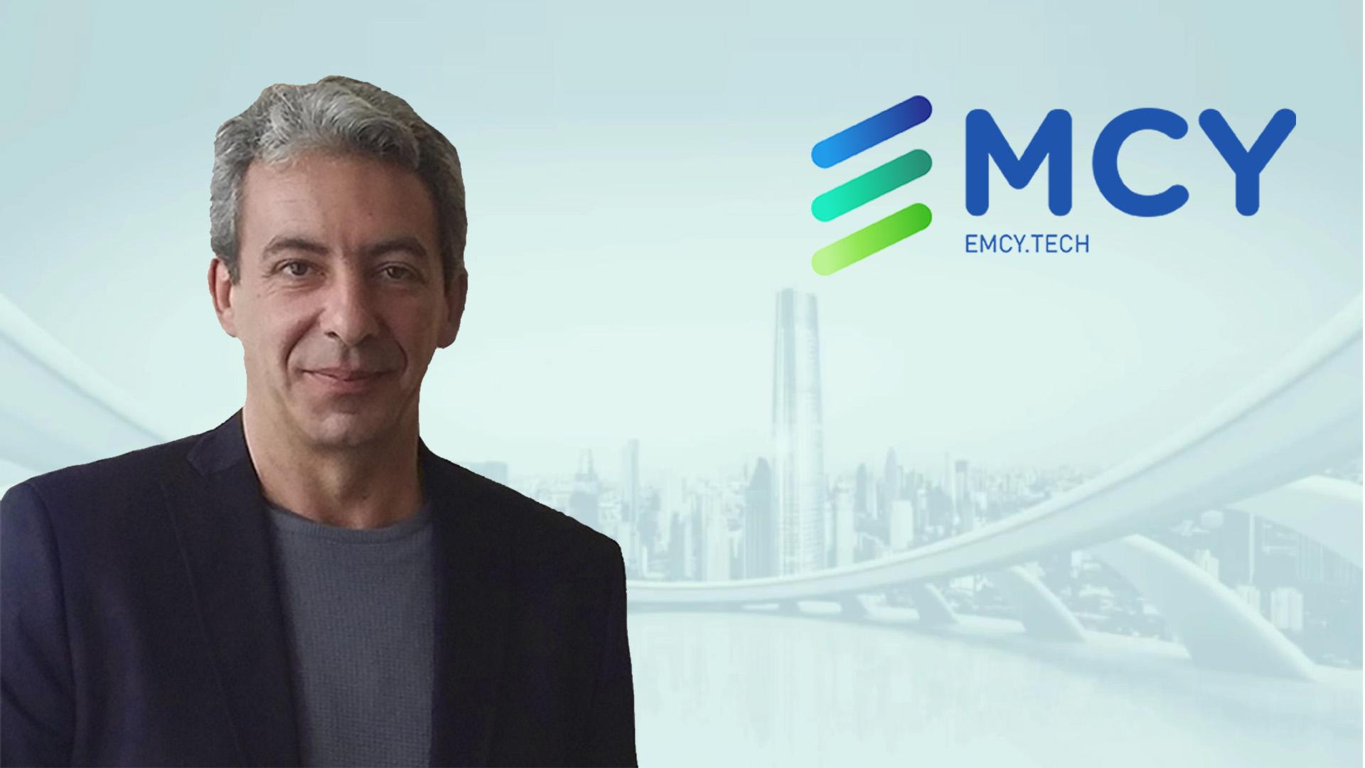 Sebastián Sánchez, director de Expansión de EMCY