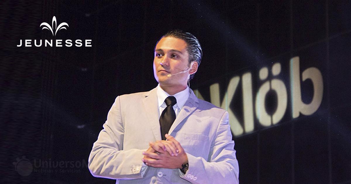 Manuel Estrada, líder de Jeunesse y antiguo