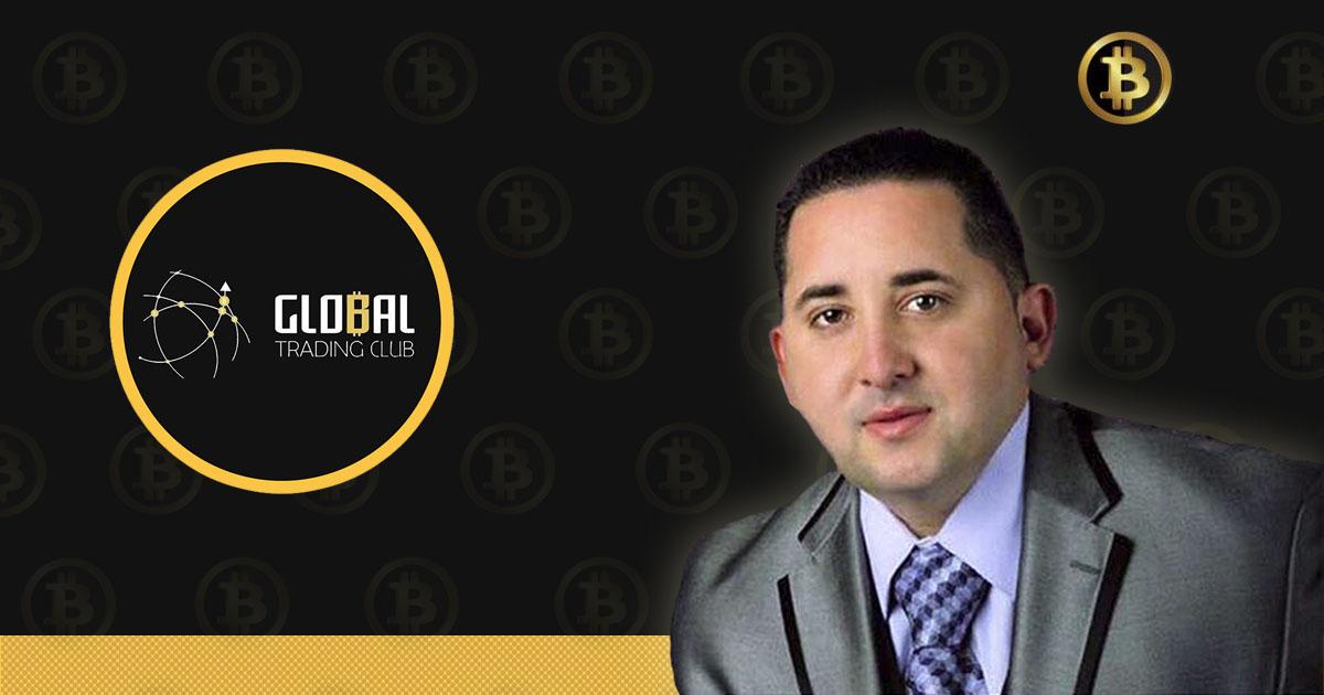 Rodrigo Castro, socio fundador de Global Trading Club