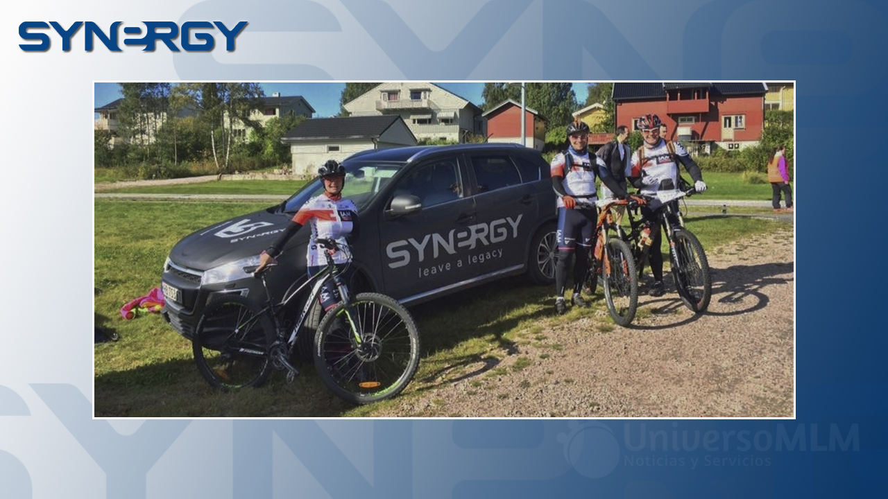 Equipo ciclista noruego Synergy