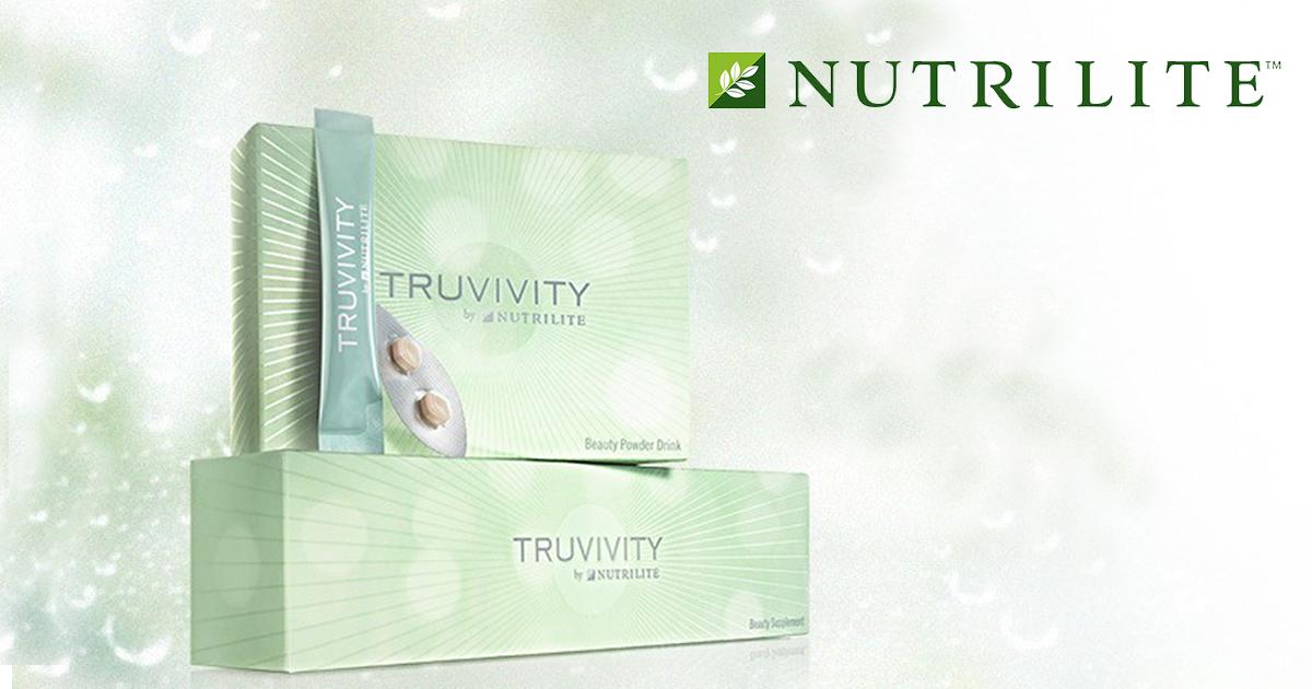Truvivity, la nueva línea de cosméticos de Amway