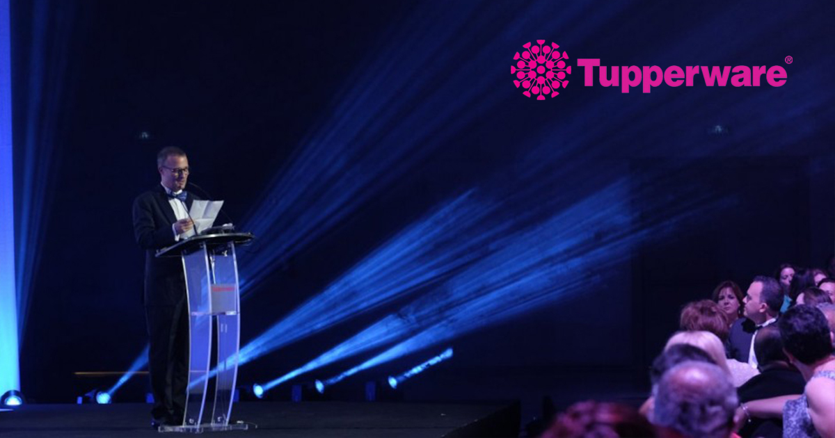 El Jubileo de Tupperware se celebró en Port Aventura