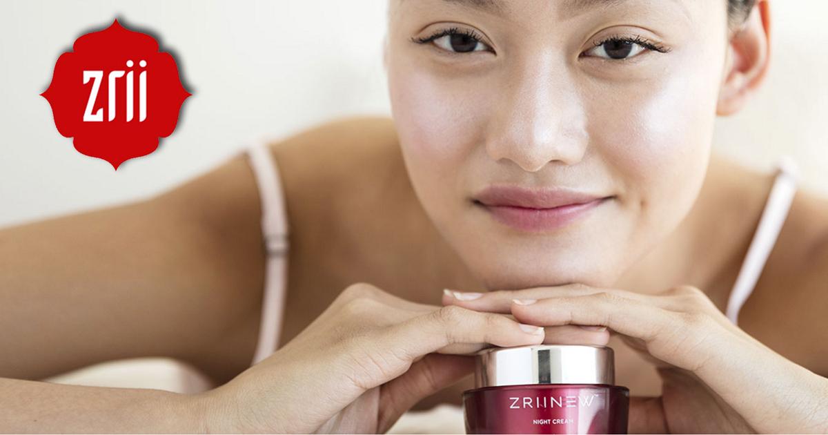 ZriiNews, la nueva línea de productos de belleza de Zrii
